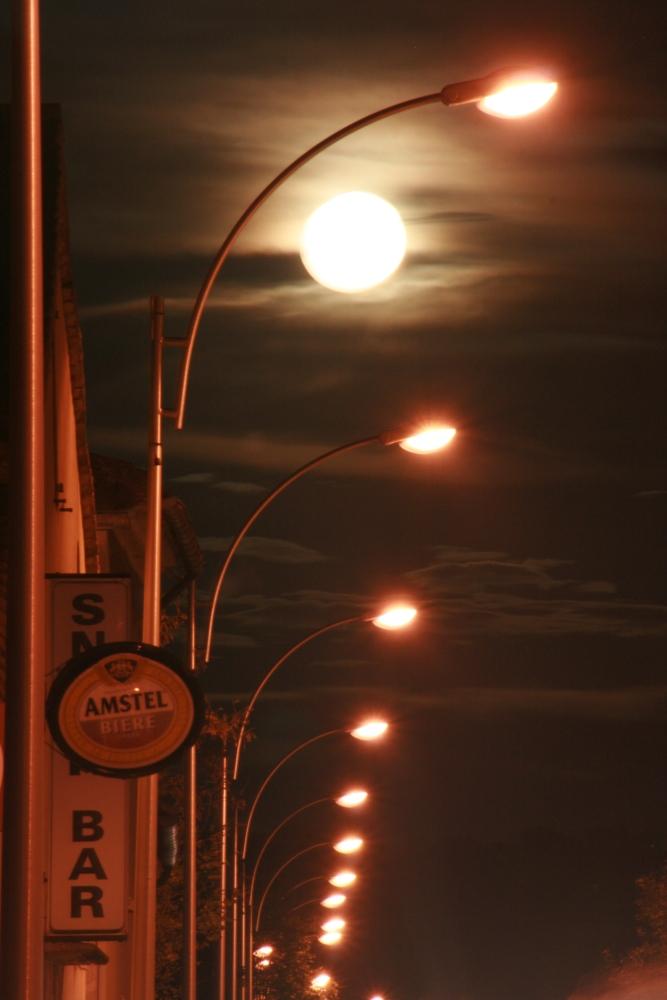Abécédaire : le U + Projet Photo 44/52 : la Nuit (4/6)