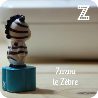 Abécédaire-Zazoule Zèbre